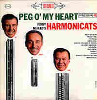 album cover of the Harmonicats.