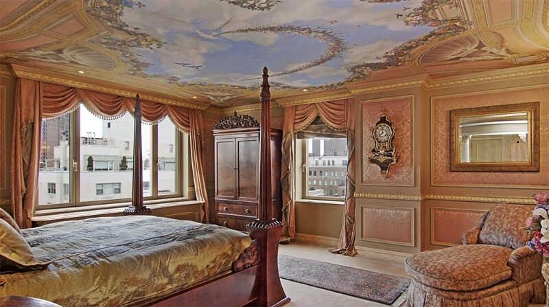 Photo of master bedroom
