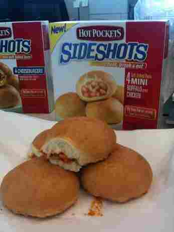 Image of new Hot Pocket sandwich.