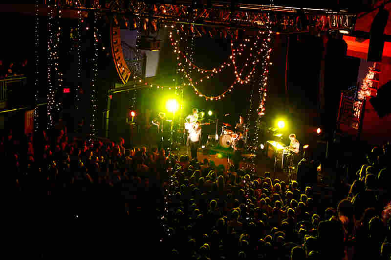 Beirut plays the 9:30 Club in Washington, D.C.