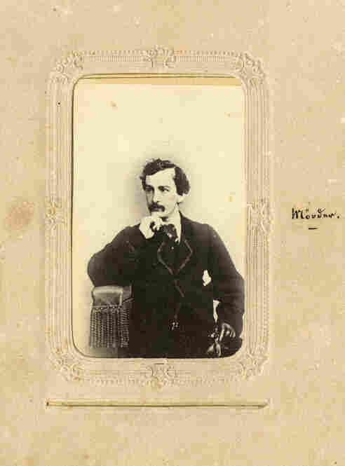 Actor and Confederate sympathizer John Wilkes Booth shot President Lincoln at Ford's Theatre on April 14, 1865.