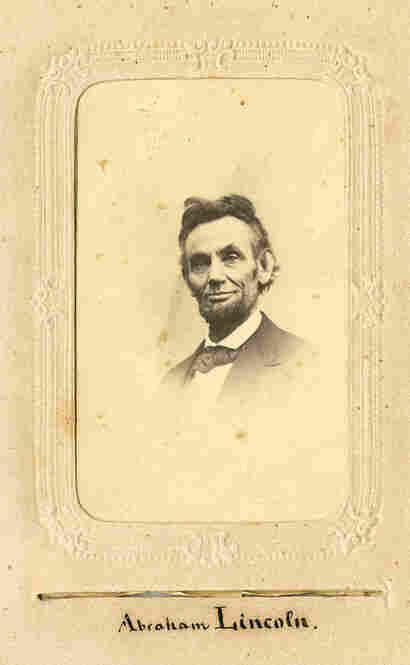 Abraham Lincoln.