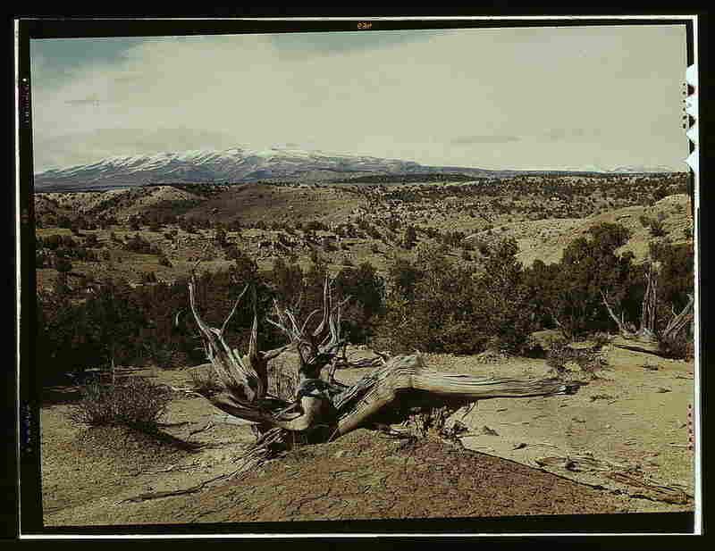 Northeast Utah.  By John Vachon, April 1942.