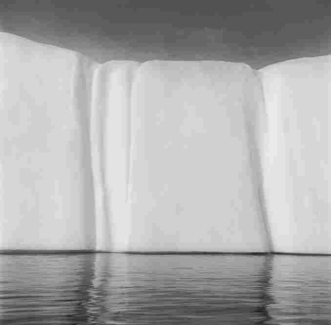 """""""Iceberg VI, Disko Bay, Greenland,"""" 2004."""