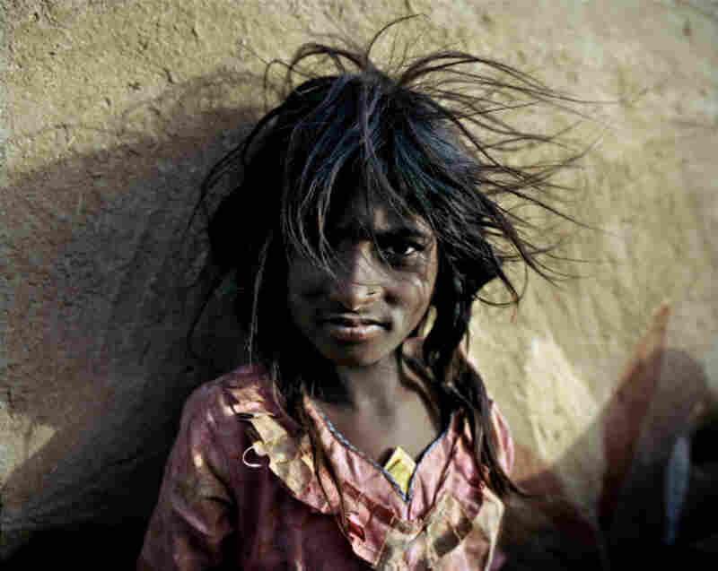 India: Sapera Girl, Jaisalmer District.  The Roma first migrated from northern India around the 5th century and largely in the 11th century after Muslim invasions of India.