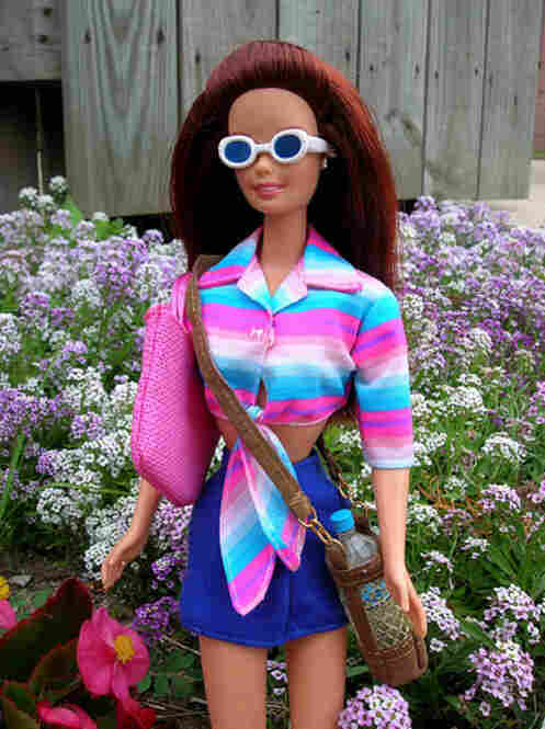 """""""Migraine Barbie on Vacation"""" uploaded by Migraine Chick/Flickr"""