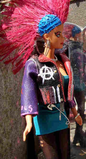"""""""Punks In My Garden"""" uploaded by toypincher/Flickr"""
