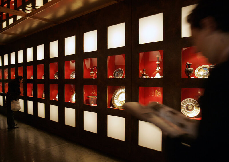 Yves Saint Laurent Art Auction : The Picture Show : NPR