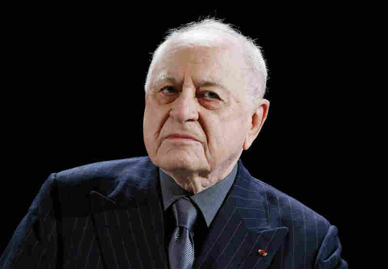"""When we provide buyers with quality works of art, the buyers are there,"" said Pierre Berge, Laurent's longtime partner."