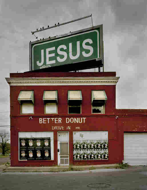 Jesus Better Donut, Saint Louis