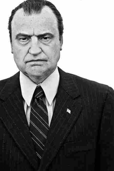 Actor Portraying Richard Nixon