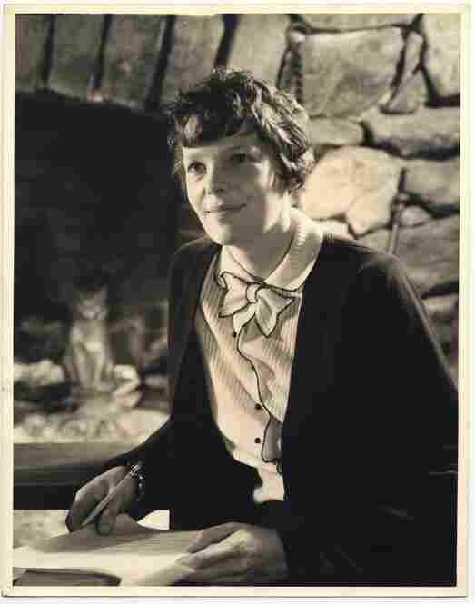 Victor Keppler took this photograph of aviation pioneer Amelia Earhart circa 1935, two years before her disappearance over the Pacific Ocean. Image courtesy George Eastman House Collection