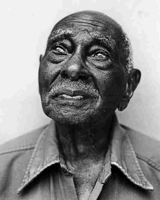 """Walter Jackson is 104 years old. He grows citrus in Vero Beach, Fla. Mobley says that during the project he asked anyone over 100 about the key to long life. Jackson looked to the sky and said something like, """"The dear Lord has been good to me."""""""