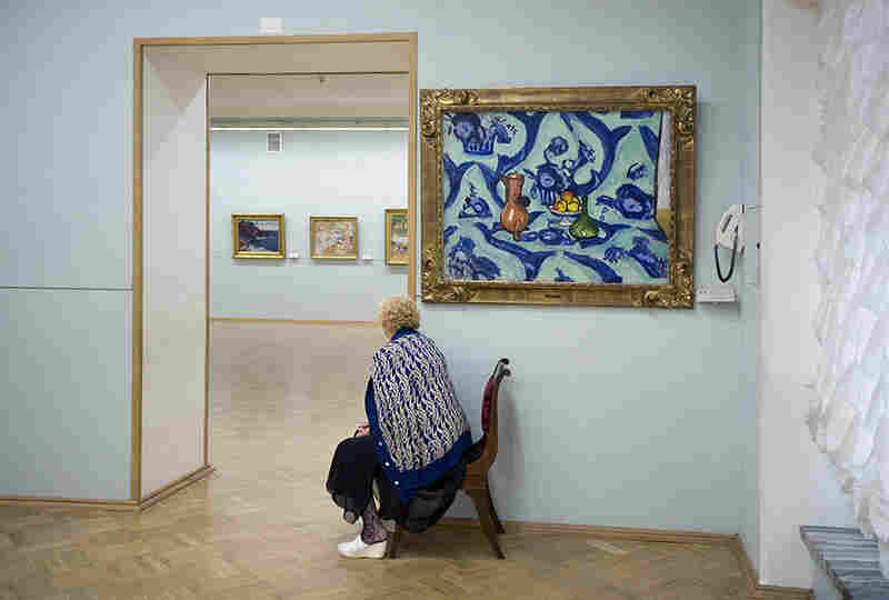 Matisse still life, Hermitage Museum