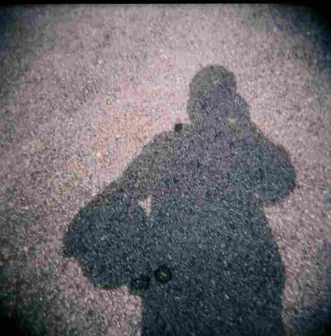 My Silhouette, Charles Jr., age 9