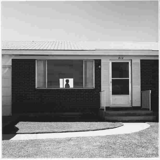 Colorado Springs, Colorado, 1968As the American landscape continued to evolve with westward expansion and suburban sprawl, photographers like Robert Adams, born 1937, brought similar changes to the art of landscape photography.  With stark simplicity and deadpan presentation, Adams explored scenes of man's relationship with nature. (Gelatin silver print, courtesy The Museum of Modern Art...