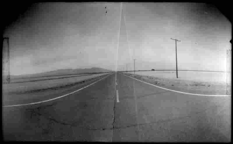 Mojave Desert, Calif.