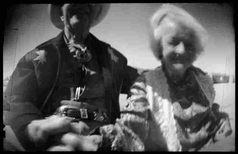 Roy Rogers and Dale Evans, Victorville, Calif.