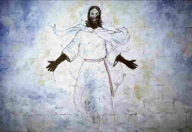 Christ-Devil, Grace Church of God in Christ, Chicago, 2003