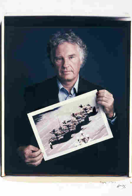 Jeff Widener took the famous Tiananmen Square image of a man confronting a row of tanks during the 1989 Beijing riots.