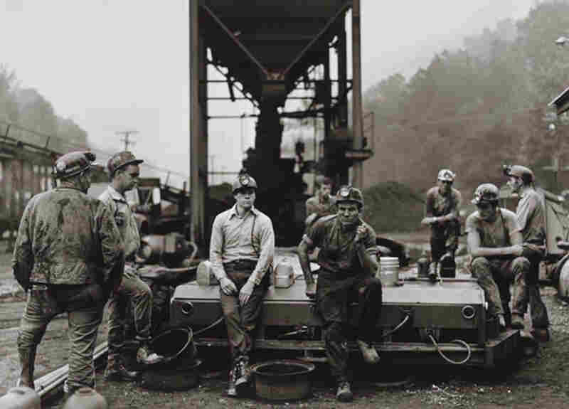 Builder Levy received the 2008 Guggenheim Fellowship to complete his documentary work spanning 40 years in the Appalachian coalfields. Smith Brothers Mining Company, Williamson, Mingo County, W. Va., 1971.