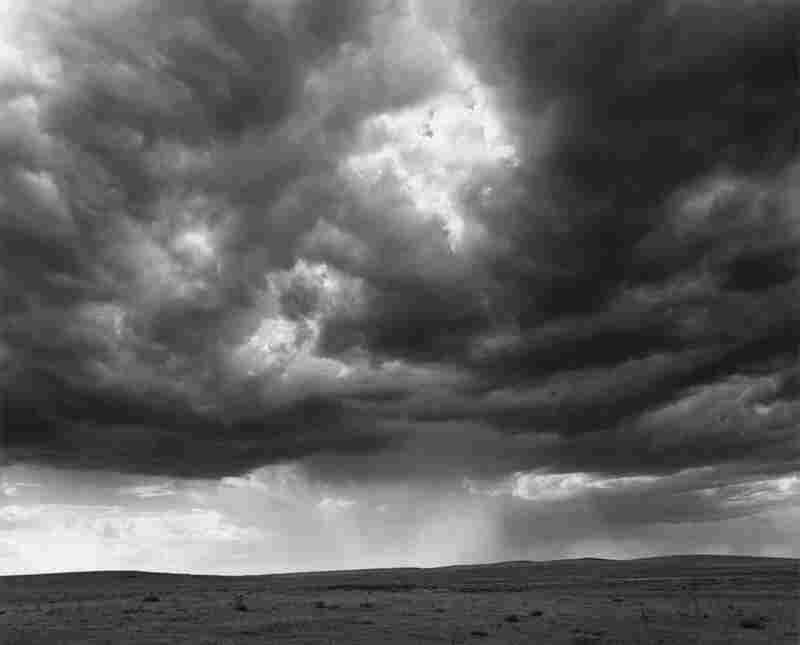 Storm over Pawnee National Grassland, Colo., 1984