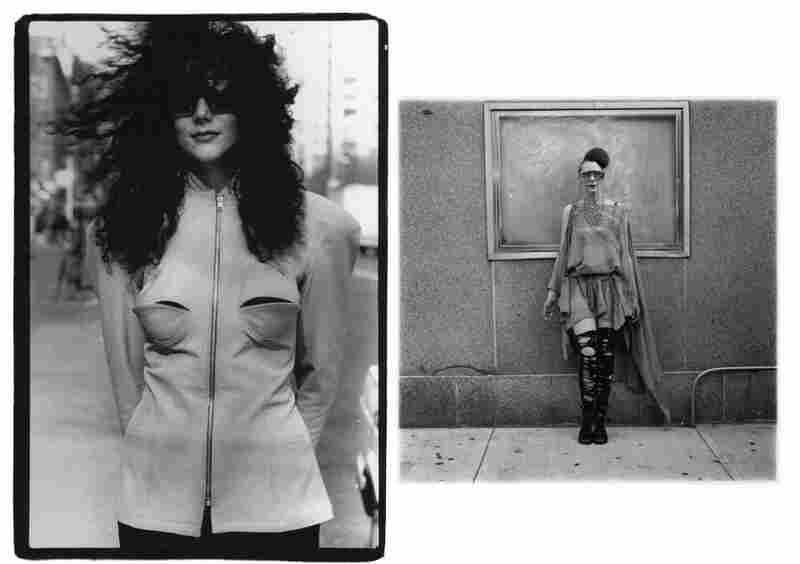 Tits Suit, Susanne Bartsch, Houston Street and West Broadway, 1987 (left). Susanne Bartsch, 2006.  Among New York nightlife circles, Bartsch is well known for her parties and party-going.