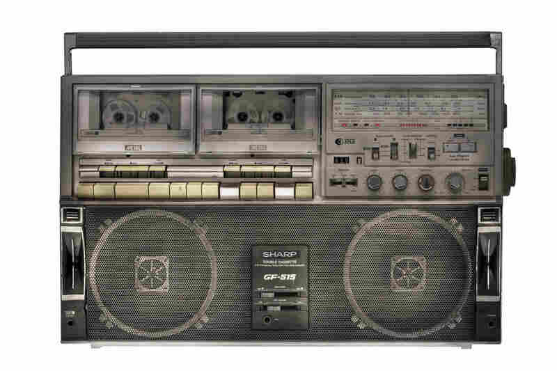 """""""I get so excited about the Sharps because they are heavy. They are really, really well made. You always judged a cassette deck by the way you were able to open the cassettes."""""""