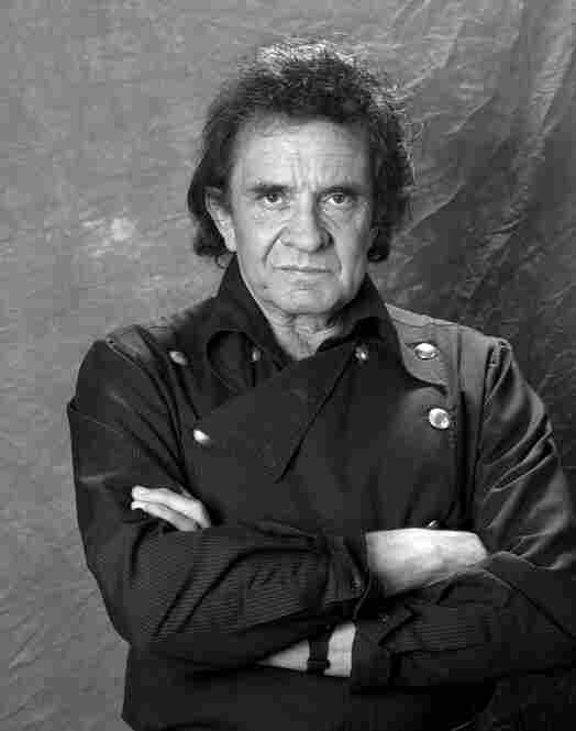 Johnny Cash, Los Angeles, 1990.