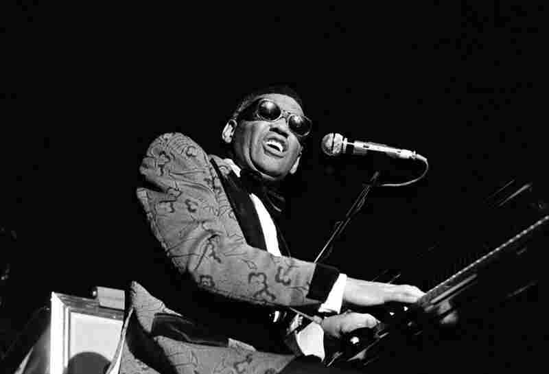Ray Charles, Honolulu, 1973.