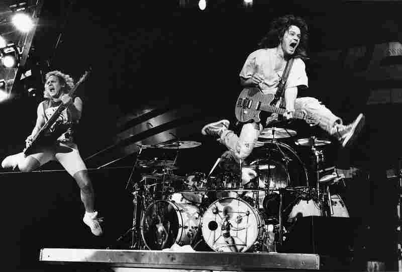 Van Halen, Costa Mesa, Calif., 1995.