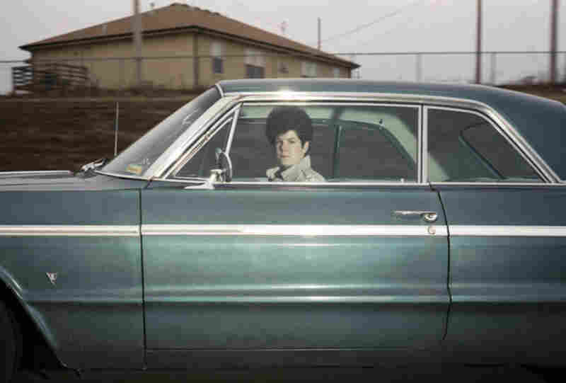 Woman heading west at 71 mph on Interstate 44 outside Rolla, Mo., at 11:43 a.m. in January 1991