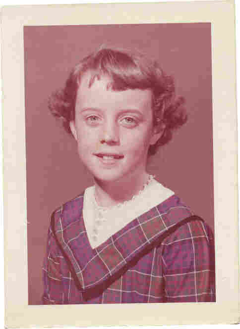 Liane Hansen, Host, Weekend Edition Sunday, was one of many victims of perm-loving mothers, as shown in her second-grade portrait. But it's obvious why her mom loved it: Look how cute she is!