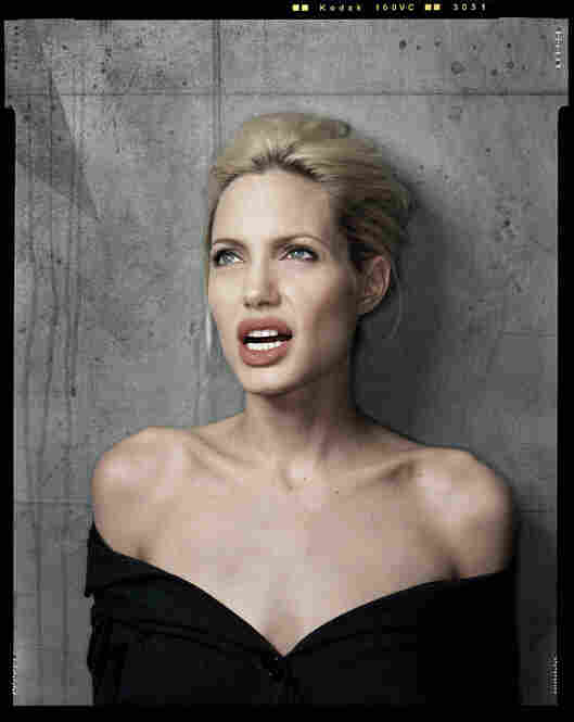 Angelina Jolie, Hollywood, Oct. 16, 1999, Entertainment Weekly