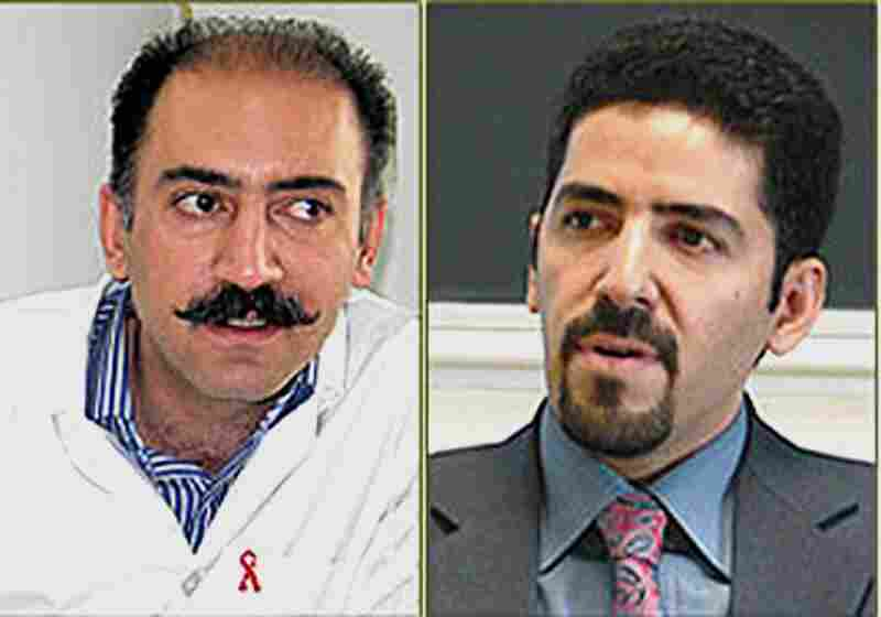 "Drs. Arash and Kamiar Alaei are world-renowned Iranian HIV/AIDS physicians.  They were indicted in December on charges of communicating with an ""enemy government."""