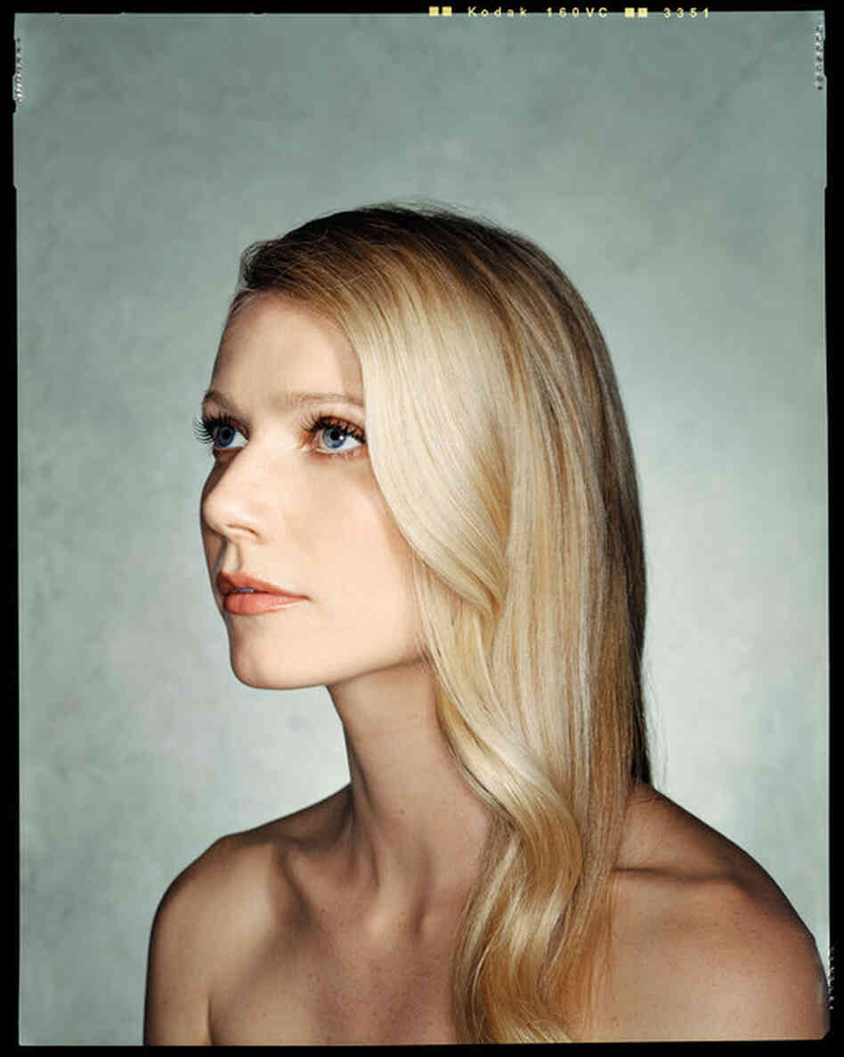 Gwyneth Paltrow, Santa Monica, Calif., Aug. 23, 2006, New York magazine