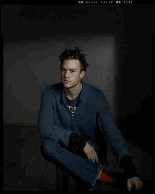 Heath Ledger, Hollywood, March 12, 2001, W