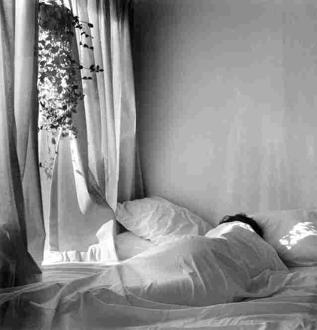 Another Morning (sleeping houseguest), circa 1972