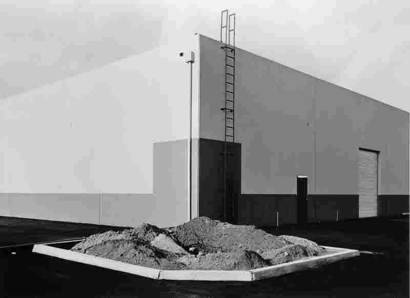 East Wall, McGaw Laboratories, Lewis Baltz