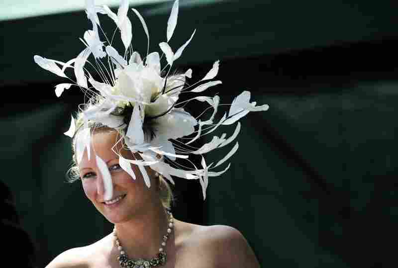 The Royal Ascot is a leading event in the English social calendar.  Birtian's royal family always attends.