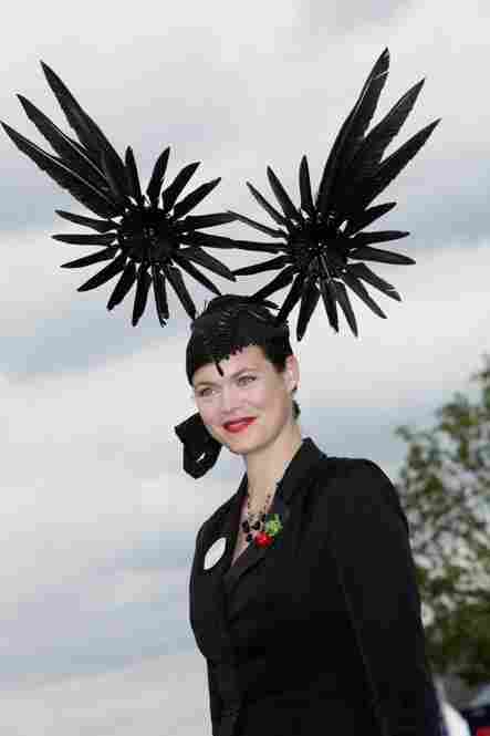 "Jasmine Guiness attends Royal Ascot on ""Ladies Day."""