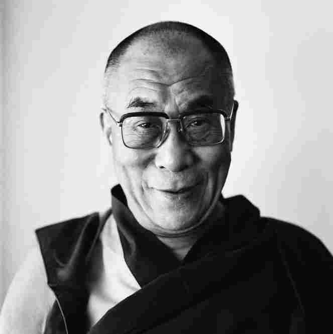 His Holiness the Dalai Lama Tenzin Gyatso, Dharamsala, India, 2003