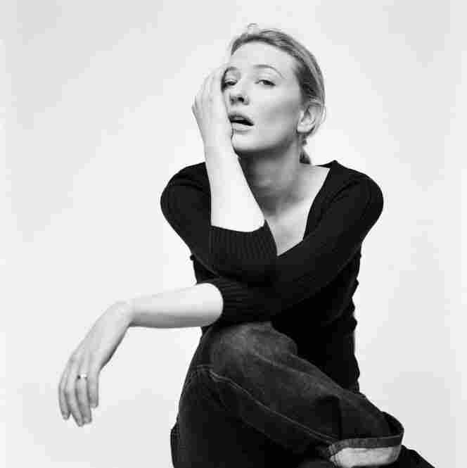 Cate Blanchett, London, United Kingdom, 1999