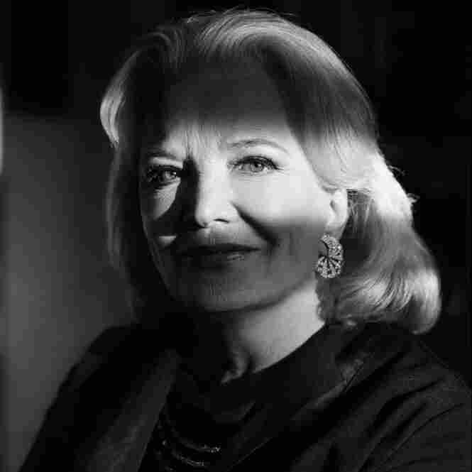 Gena Rowlands, at home, Los Angeles, 2004