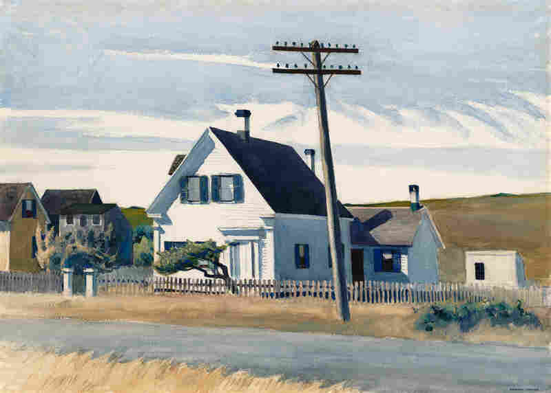 Edward Hopper, Lombard's House, 1931