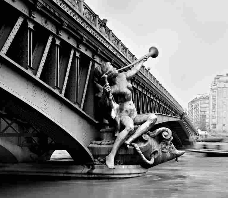 Pont Mirabeau, 1995.