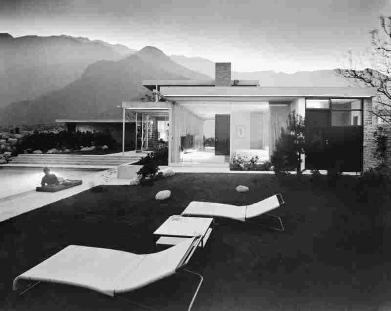 Kaufman House, Palm Springs, Calif., 1947. Richard Neutra was the architect.