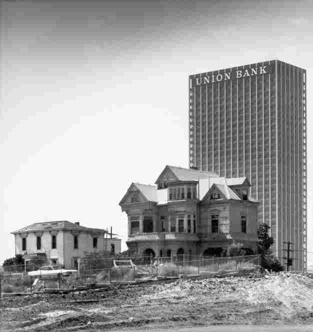 The Castle, Los Angeles, circa 1966.