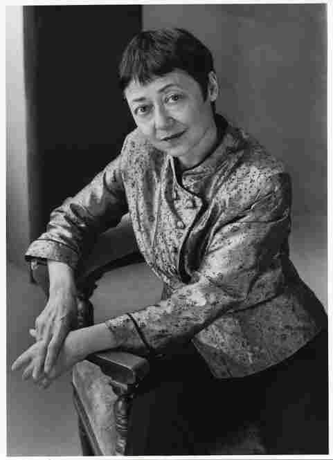 Sigrid Nunez, New York City, 2008