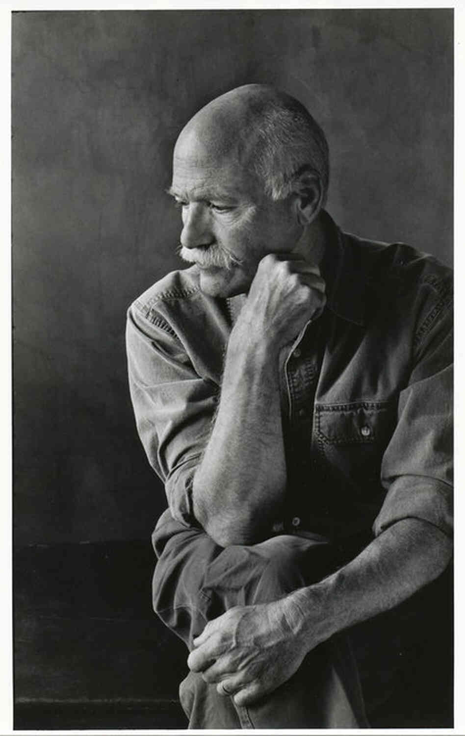 Tobias Wolff, New York City, 2007